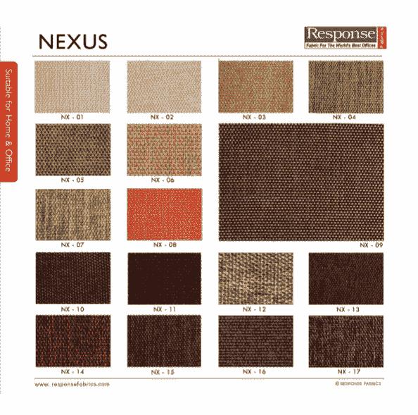 nexus-fabrics-range