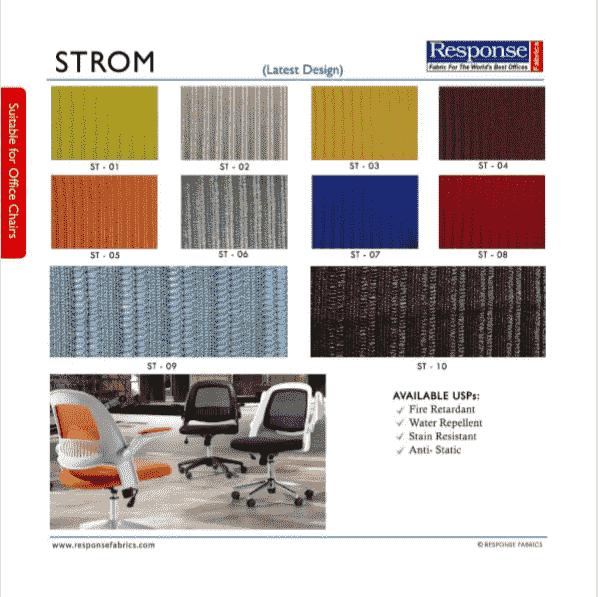 storm range fabric