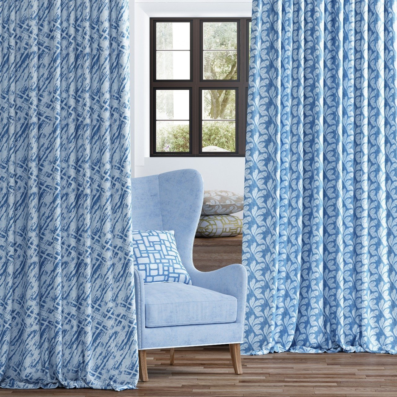 readymade curtains for window