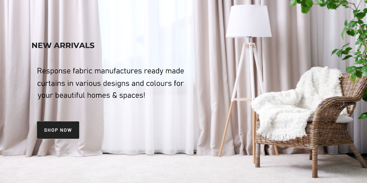 readymade curtains manufacturers